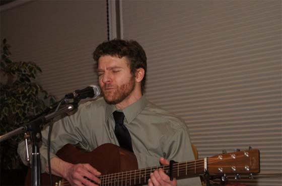 Matt Durfee (photo  by Andy Choens)