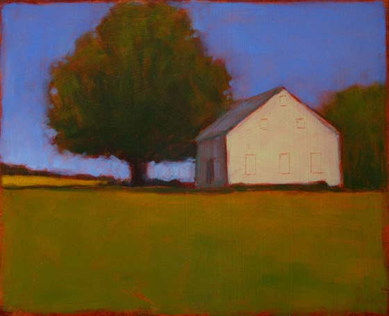 Tracy Helgeson: September Evening @ Harrison Gallery