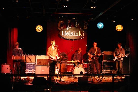 Shearwater @ Club Helsinki