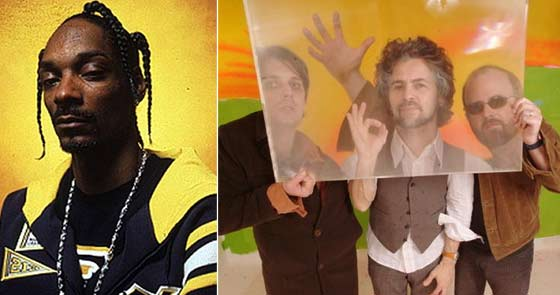 Snoop Dog and The Flaming Lips