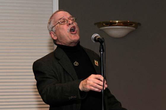 Don Wilcox (photo by Brian Tromans)