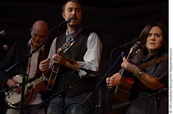 """Pickin': A Bluegrass All-Star Jam"" @ Troy Savings Bank Music Hall, 2/10/12"