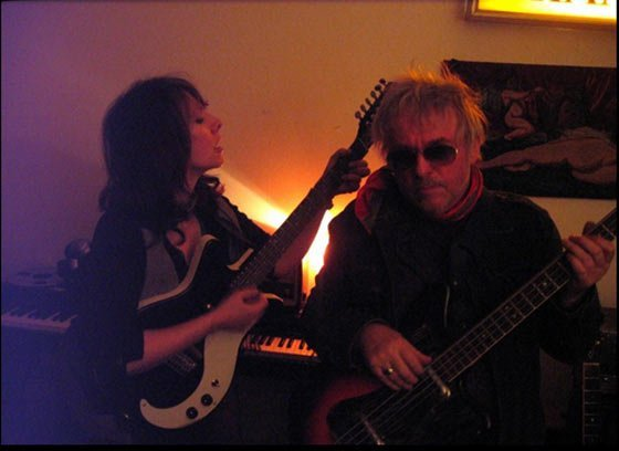Amy Rigby and Wreckless Eric