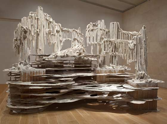 Invisible Cities @ MASS MoCA