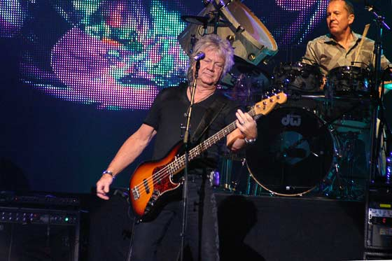 John Lodge and Gordon Marshall