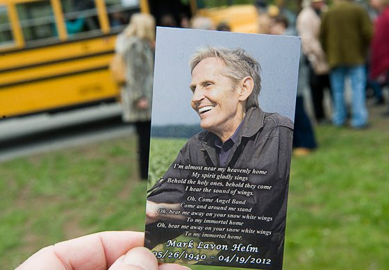 Levon Helm Memorial, 4/26/12 (photo by Martin Benjamin)