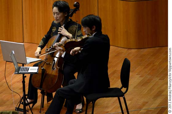 Borromeo String Quartet @ The Massry Center, 4/29/12