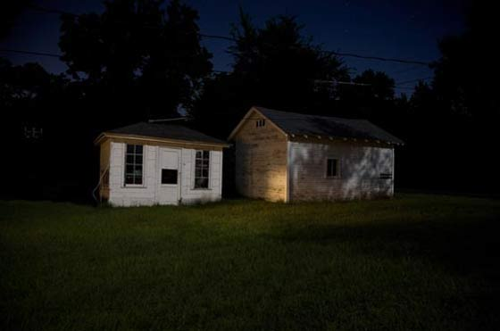 Remi Thornton: Garage and Barn, Lawrence KS @ Davis Orton Gallery