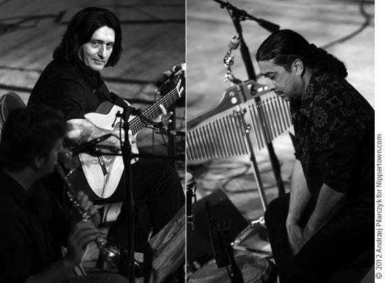 Rob Herdt, Ardeshir Farah and Comrado Garcia