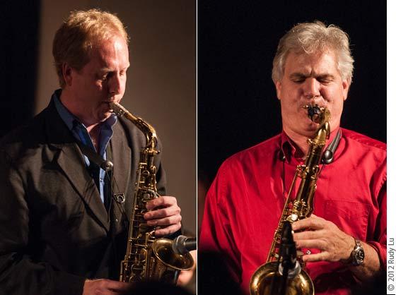The Ed Palermo Big Band @ the Falcon, 5/11/12