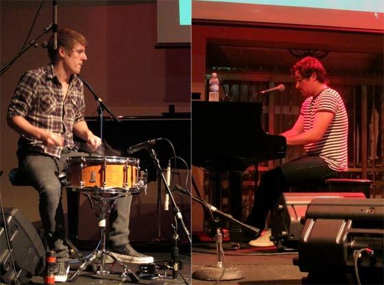 "Chris Durling and David ""Nova"" Nowakowski"