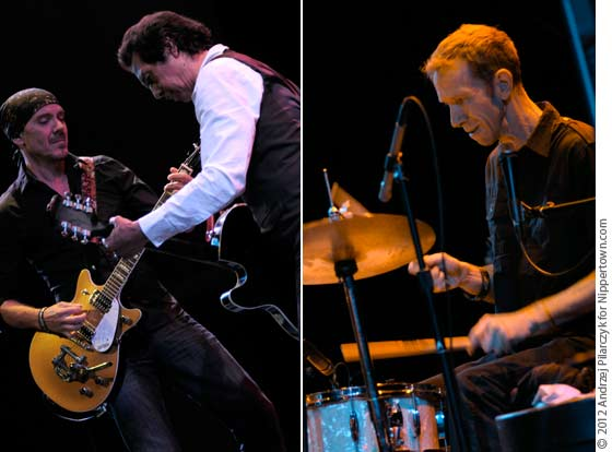 Alejandro Escovedo & the Sensitive Boys @ The Egg, 6/15/12