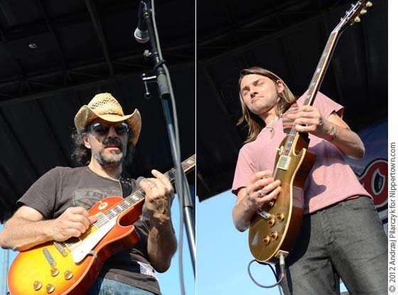 Andy Aledort andDuane Betts