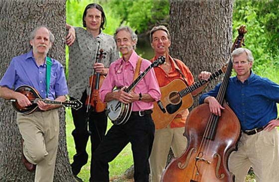 July 17: Banjo Dan & the Mid-nite Plowboys