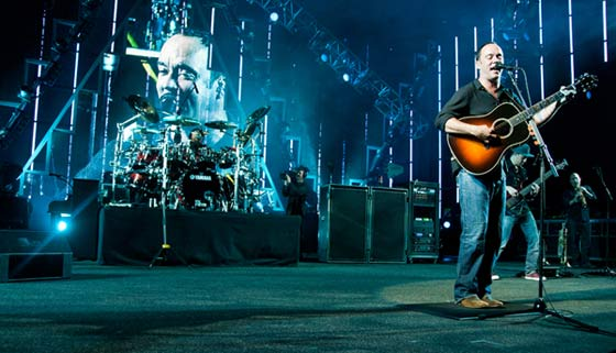 Dave Matthews (Photo by Bob Cohen ©2012)