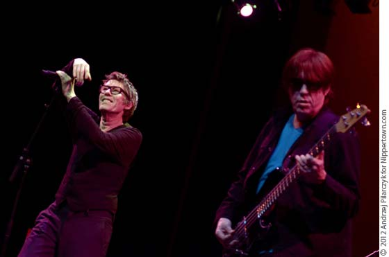 Richard Butler and Tim Butler