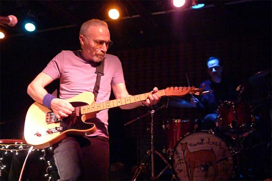 Graham Parker and Pete Hayes