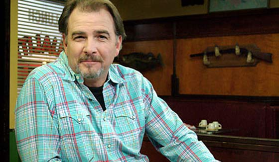 Bill Engvall is a WalMart kind of guy. Average. Normal. But looks are deceiving. He can make you laugh your ass off, too.