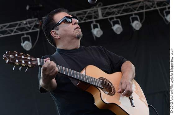 Cesar Rosas of Los Lobos