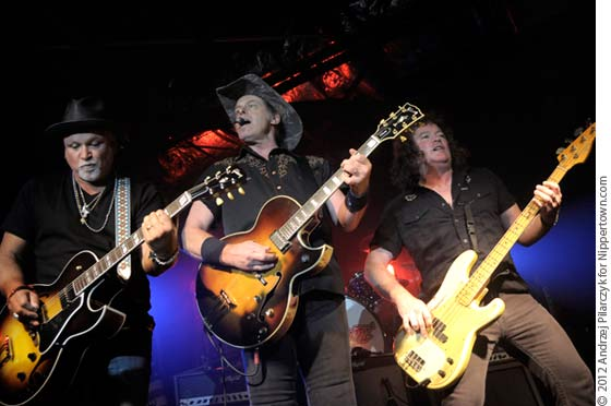 Derek St. Smith, Ted Nugent and Greg Smith