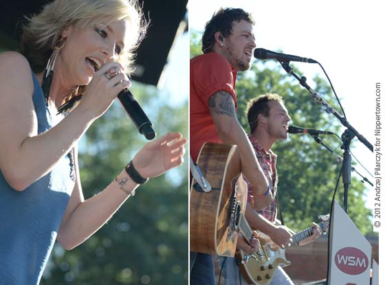 Kristen Kelly and Love And Theft