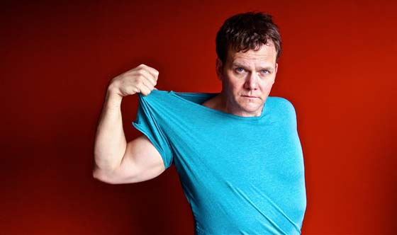 Photo of Taylor Mali by Taylor Mali.