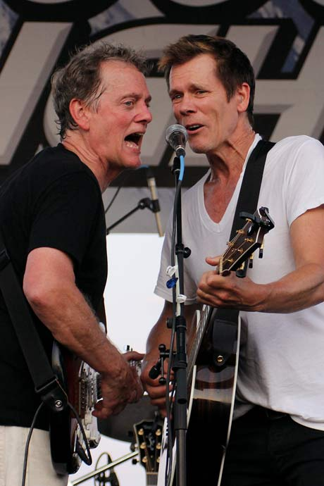 The Bacon Brothers @ Alive at 5 (photo by Stanley Johnson)