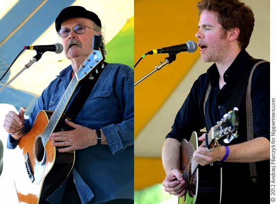 Tom Paxton and Josh Ritter