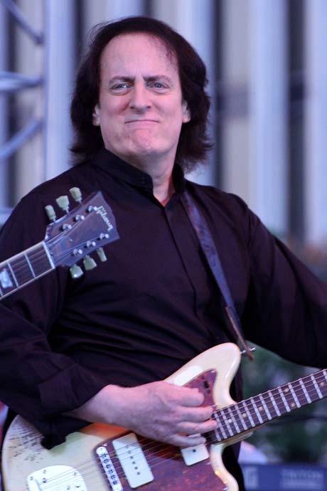 Tommy James @ Empire State Plaza, 7/4/12