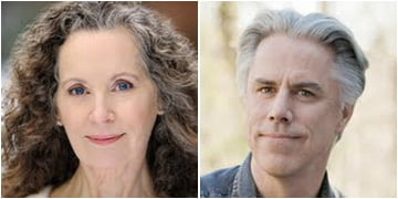 "In ""All My Sons,"" Joe and Kate Keller will be played by Lizbeth Mackay (l) and Jeff McCarthy."