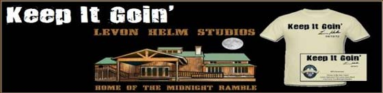 Keep It Goin': Levon Helm's Midnight Rambles Continue His Legacy
