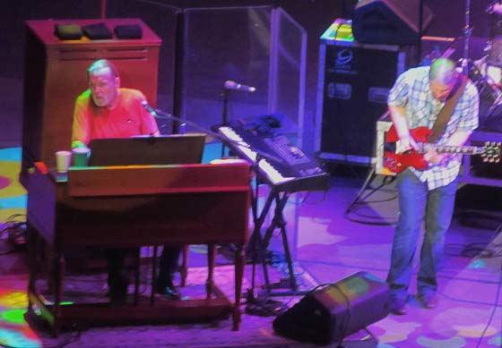 Gregg Allman and Derek Trucks