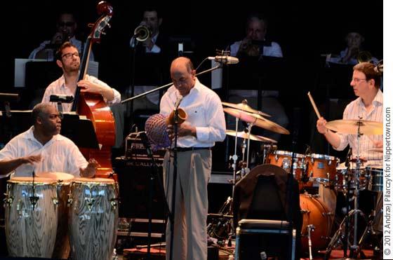 Arturo O'Farrill Afro Latin Jazz Orchestra (photo by Andrzej Pilarczyk)