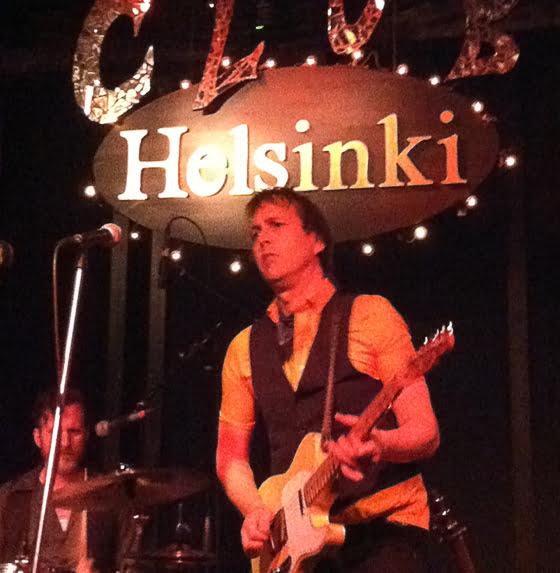 Chuck Phophet @ Club Helskinki