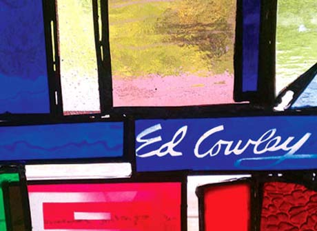 Works by Ed Cowley @ Albany Center Gallery