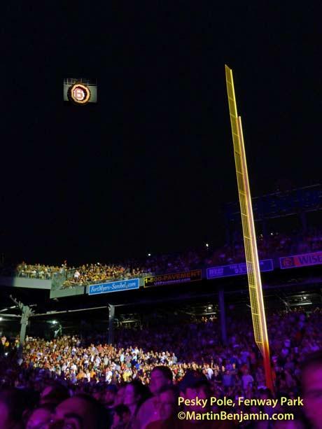 The Pesky Pole