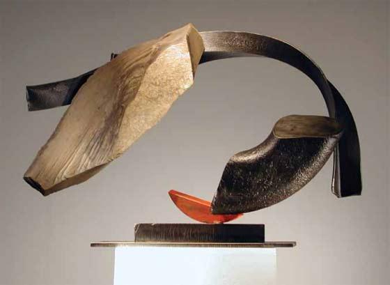 John Van Alstine: Sidewinder @ The Opalka Gallery