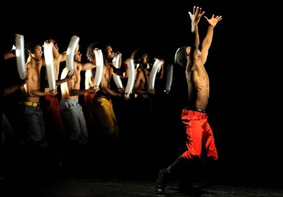 At Jacob'sPillow Aug 15-19: Compagnie Kafig, Brazilian hip-hop dancers led by Mourad Merzouki.