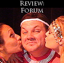 A Funny Thing Happened on the Way to the Forum @ The Theater Barn