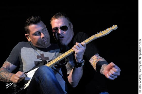 LIVE: Smash Mouth @ the Times Union Center, 7/26/12