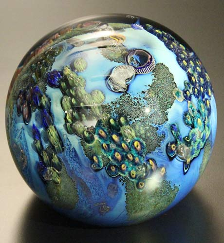 Josh Simpson: This Blue Marble @ MCLA Galley 51