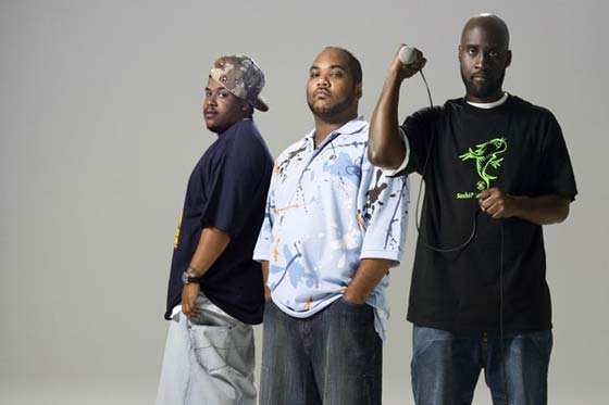 Friday, November 9: De La Soul @ The Upstate Concert Hall