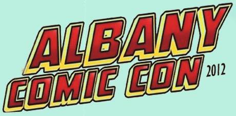 Albany Comic Con 2012