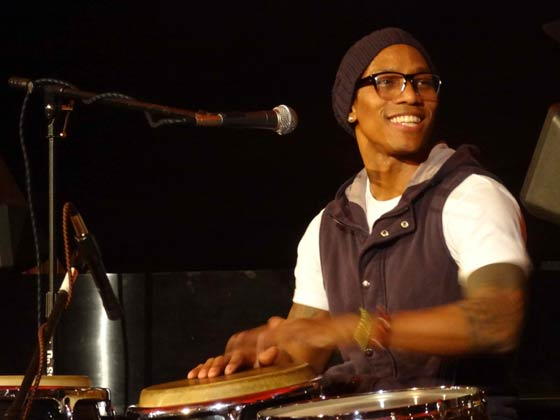 Pedrito Martinez (photo by J Hunter)