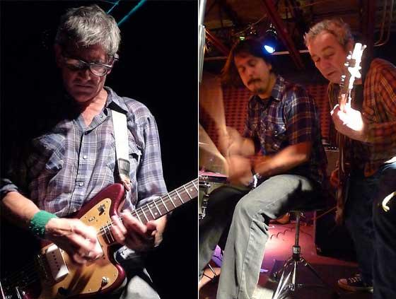 Tom Watson, Raul Morales and Mike Watt (photos by Kirsten Ferguson)
