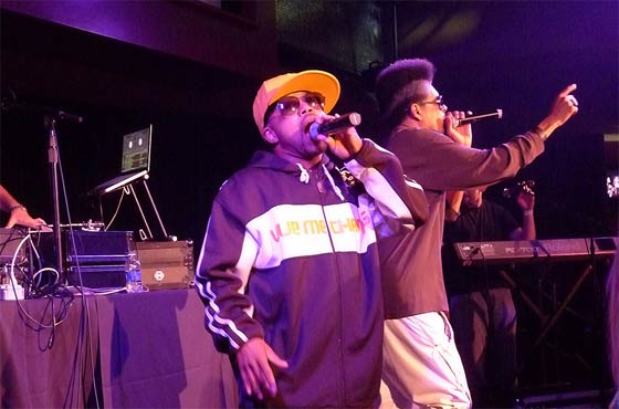 Money-B and Shock G