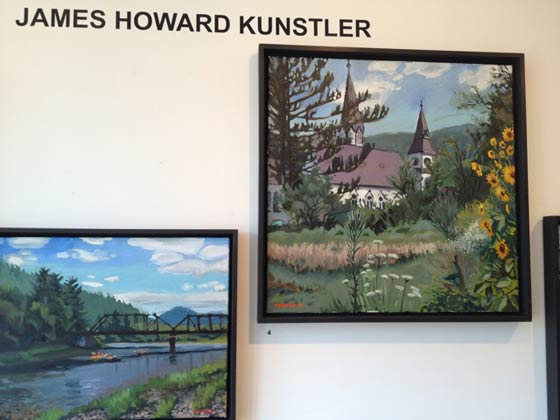 Works by James Howard Kunstler
