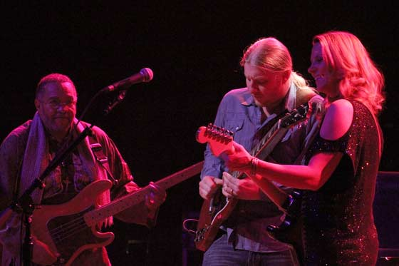 The Tedeschi Trucks Band @ the Palace Theatre, 12/2/12