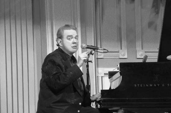 Jimmy Webb @ Troy Savings Bank Music Hall, 12/6/12 (photo by Richard A. Siciliano)