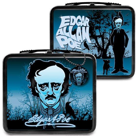 Edgar Allen Poe Lunchbox